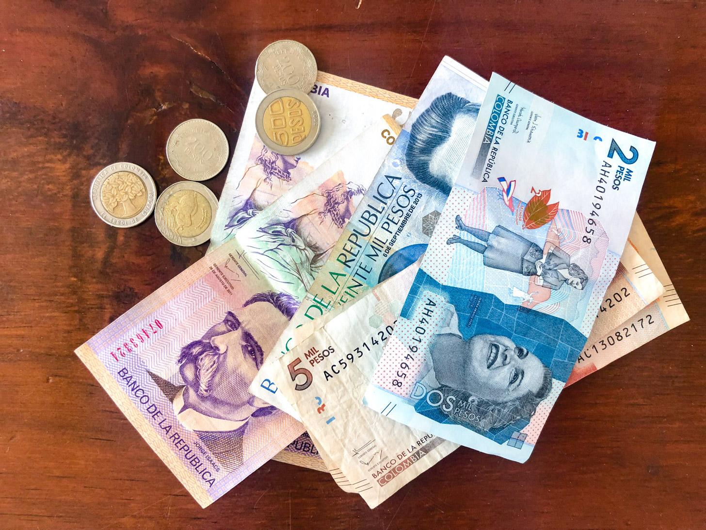Colombiaans geld
